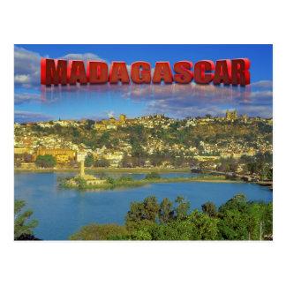 Antananarivo (Tana), Madagascar Postcard