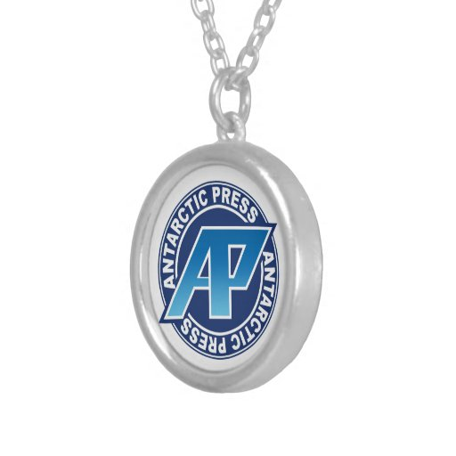 Antarctic Press Logo Necklace