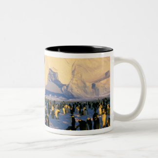 Antarctica, Antarctic Peninsula, Weddell Sea, 4 Two-Tone Coffee Mug