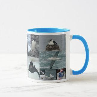 Antarctica Birds Mug