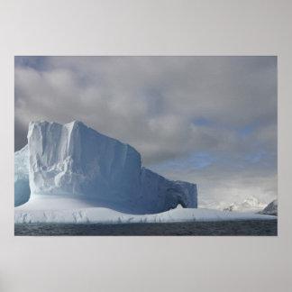 Antarctica, Bransfield Strait, Afternoon sun 2 Posters
