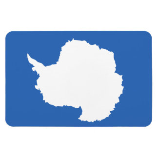 Antarctica Flag Rectangular Photo Magnet