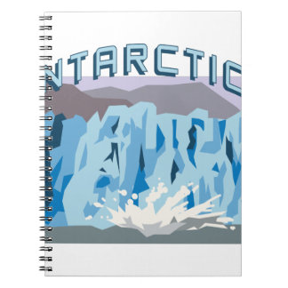 Antarctica Note Books