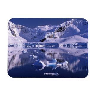 Antarctica, Paradise Bay Rectangular Photo Magnet