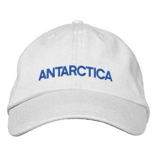 Antarctica* Personalised Adjustable Hat