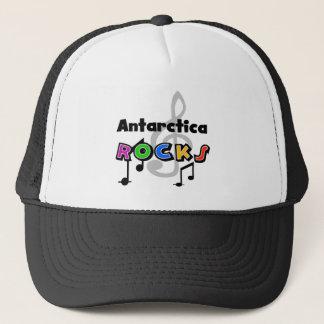 Antarctica Rocks Trucker Hat