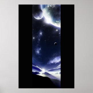 Antares Nightfall Poster