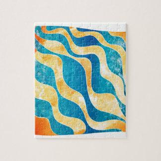 Antaressia - blue sun jigsaw puzzle