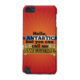 Antartican, but call me Awesome iPod Touch 5G Cover