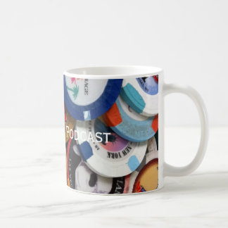 Ante Up Coffee Cup