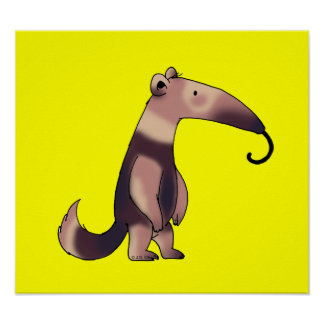 Anteater Poster