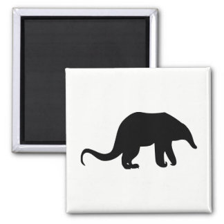 Anteater Silhouette Magnet