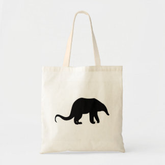 Anteater Silhouette Tote Bag