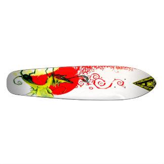 Anteaters On Acid - Graffiti Sk8 Deck Art Skateboard Deck