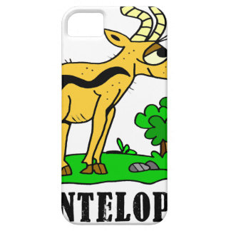 Antelope by Lorenzo Traverso Barely There iPhone 5 Case
