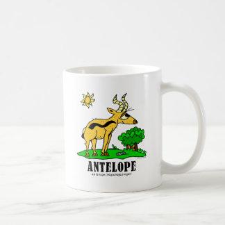 Antelope by Lorenzo Traverso Coffee Mug