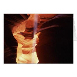 Antelope Canyon Arizona Card