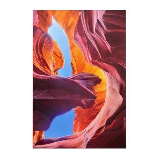 Antelope Canyon, Arizona USA Acrylic Wall Art