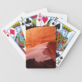 Antelope Canyon Bicycle Playing Cards