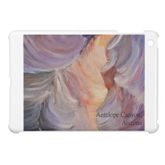 antelope canyon painting in oil cover for the iPad mini