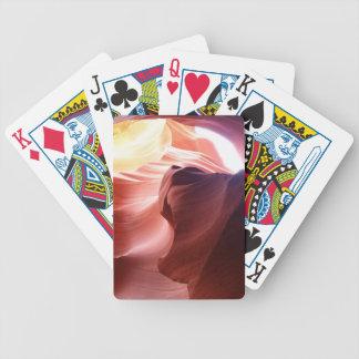 Antelope Canyon Poker Deck