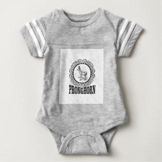 antelope circle power baby bodysuit