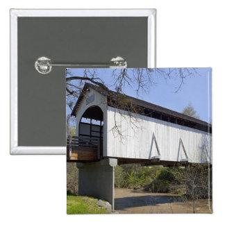 Antelope Creek Covered Bridge built in 1922 Pin