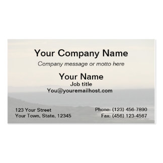Antelope Island Evening Pack Of Standard Business Cards