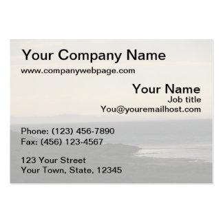Antelope Island Evening Business Card