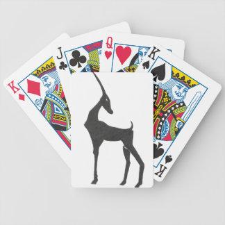 Antelope Poker Deck