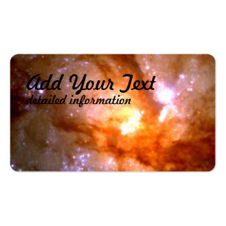 Antennae Galaxy Closeup (NGC 4038:4039 ) Pack Of Standard Business Cards