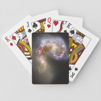 Antennae Galaxy Playing Cards