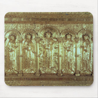 Antependium depicting Christ with the donors Mouse Pad
