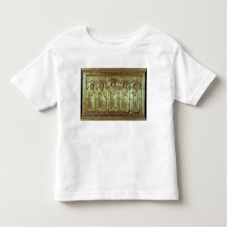 Antependium depicting Christ with the donors Toddler T-Shirt