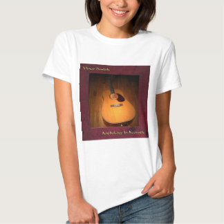 Anthology In Acoustic CD Cover Tshirts