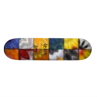 anthony death amp skate boards