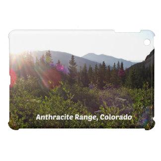 Anthracite Range, CO iPad Mini Cover