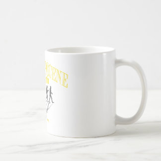 Anthropocene - the age of man coffee mug