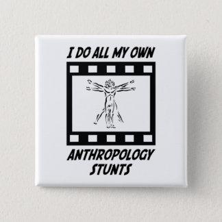 Anthropology Stunts 15 Cm Square Badge
