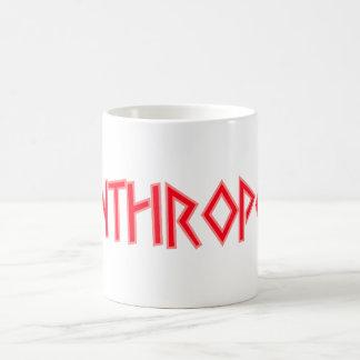 anthropos humans humanly being coffee mug