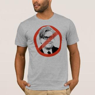 Anti-Bannon - Anti- Steve Bannon T-Shirt