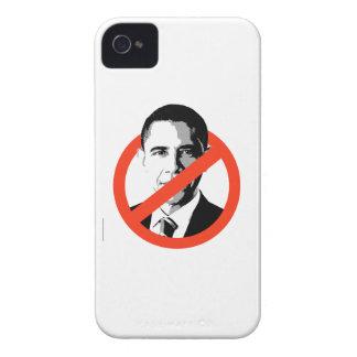 ANTI-BARACK OBAMA - Case-Mate iPhone 4 CASES