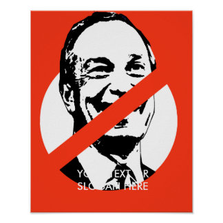 ANTI-BLOOMBERG POSTERS