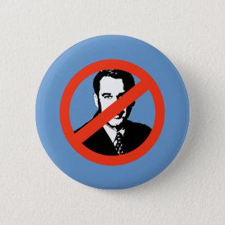ANTI-BOEHNER: Anti-John Boehner 6 Cm Round Badge