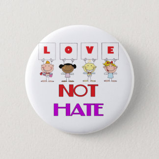 Anti-Bullying 6 Cm Round Badge