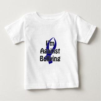 Anti-Bullying Blue Ribbon Baby T-Shirt