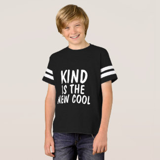 Anti-bullying T-shirts, KIND IS THE NEW COOL T-Shirt