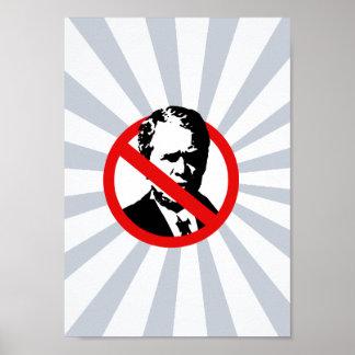Anti-Bush (2) Print