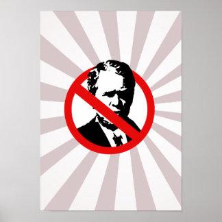 Anti-Bush (2) Posters