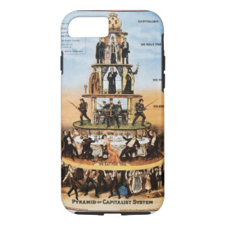 Anti Capitalist iPhone 8/7 Case